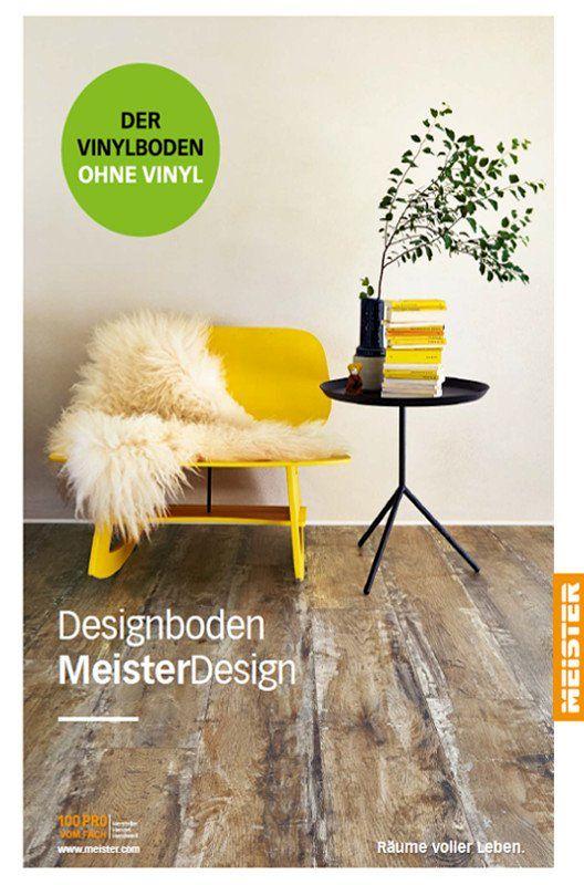 Neu Meisterdesign Der Vinylboden Ohne Vinyl Neudeck